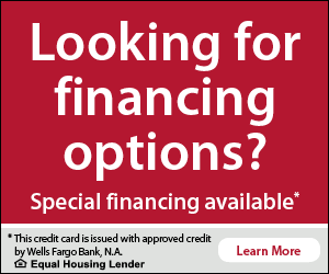 Apply Now for Financing with Wells Fargo
